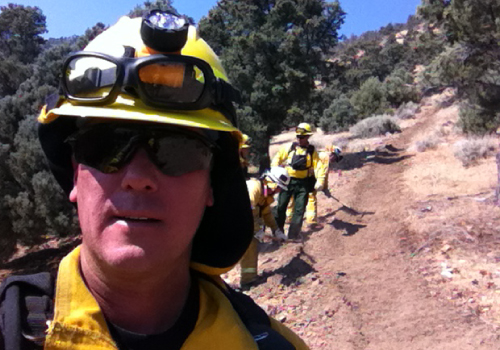 Forest fire training and opportunities